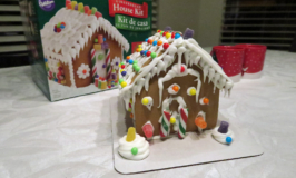 Casinha de doces 2016 (Gingerbread House)