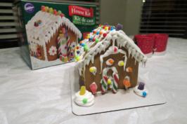 Casinha de doces 2016 (Gingerbread House)