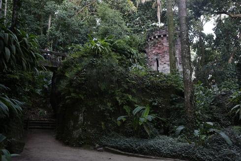 O Castelinho do Parque Lage