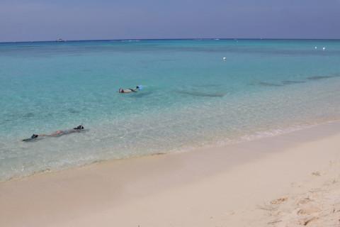 Cemetery Beach em Grand Cayman