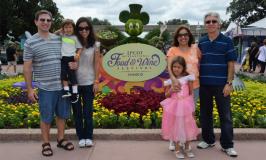 Epcot International Food & Wine Festival: paraíso gastronômico na Disney