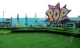 Disney's Pop Century Resort review: hotel econômico da Disney
