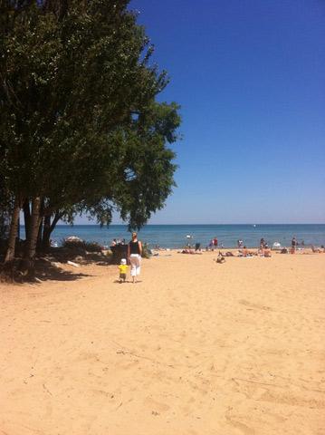 Minha praia preferida