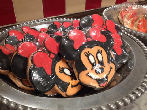 Cookies da Minnie - 1 crédito Snack