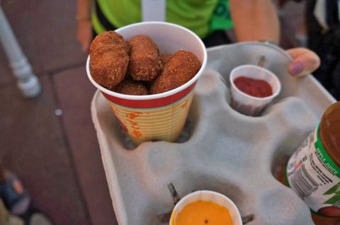 Corn Dog Nuggets - foto e dica do Thiago Khoury