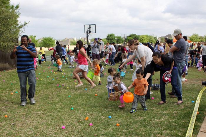 Easter Egg Hunt – caça aos ovinhos de Páscoa