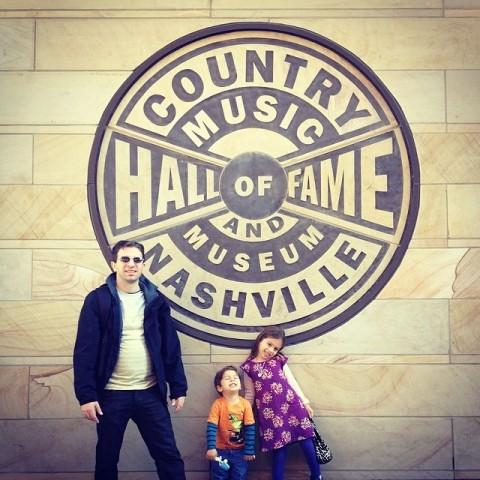 Visitando o Country Music Museum & Hall of Fame em Nashville