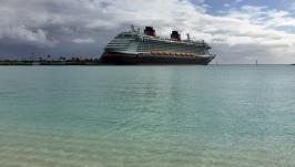 Review do cruzeiro de 3 noites no Disney Dream