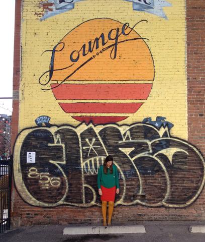 Vanessa em Denver, Colorado