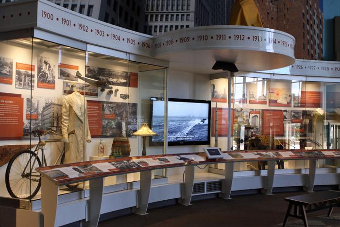 Detroit Historical Museum: descobrindo a história de Detroit