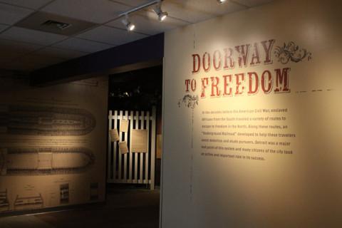 Muito interessante a história da Underground Railroad