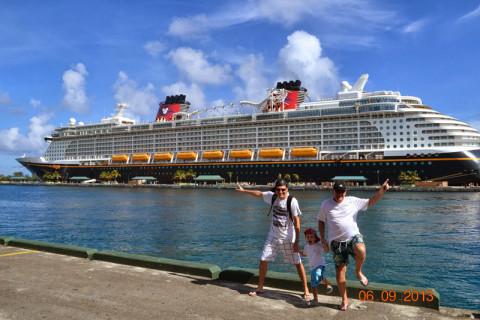Disney Dream em Nassau
