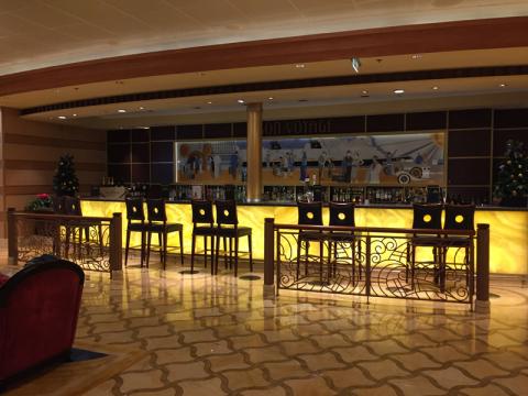 O bar Bon Voyage