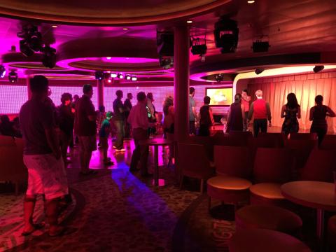 D Lounge: atividades variadas dia e noite