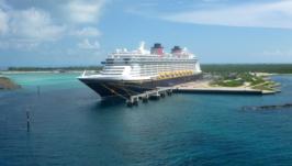Cruzeiro no Disney Fantasy de 7 noites Caribe Leste