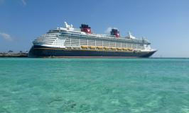 Disney Fantasy: cruzeiro com dia Star Wars 7 noites Caribe Oeste
