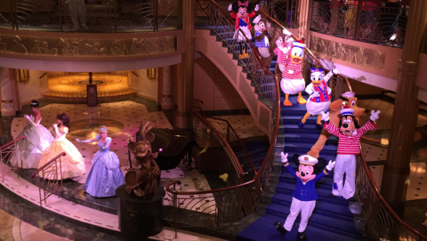 Adeus Disney Fantasy! Até a próxima!