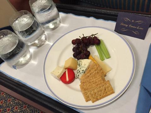 All Hands on Deck, pratinho de queijos que a gente pedi pra acompanhar o vinho