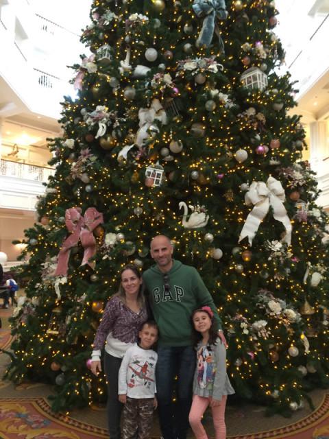 Feliz Natal direto da Disney