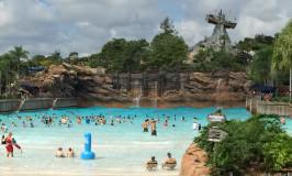 Disney's Typhoon Lagoon: o parque aquático do tufão