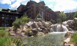 Disney's Wilderness Lodge review: a experiência da Regina