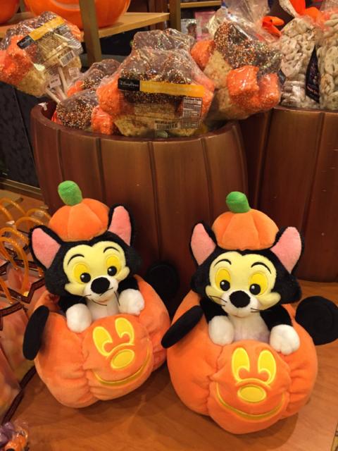 Doces e pelúcias fofas de Halloween