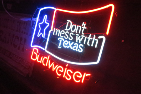 Don't mess with Texas!