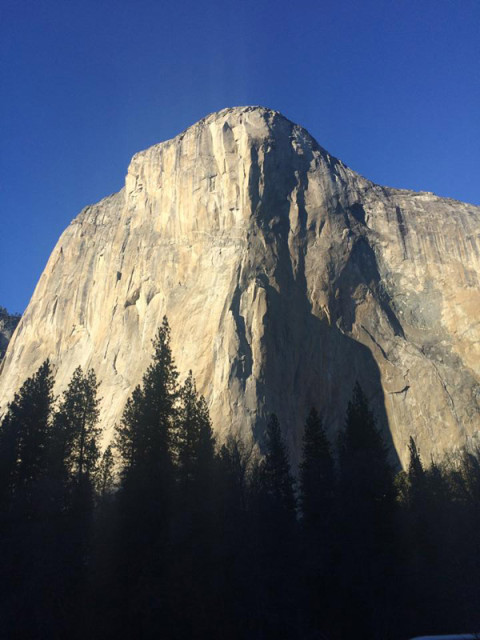 El Capitan, no Yosemite
