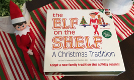 Elf on the shelf: uma brincadeira de Natal nos EUA