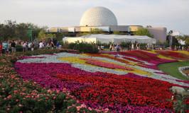 Epcot Flower and Garden Festival: a primavera na Disney