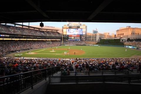 Mais uma vista do estádio