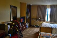hotel bom e barato em orlando - extended stay america quarto
