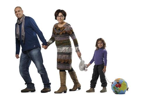 familia pinto volta ao mundo