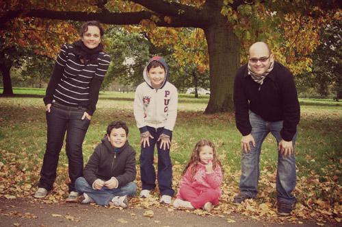 familiaazevedolondres