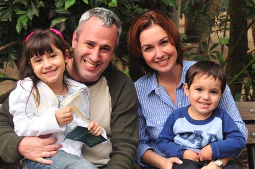 Por que viajar com crianças? Por Ana Cintia Cassab