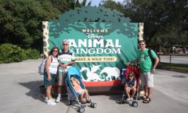 Roteiro no Animal Kingdom com crianças pequenas e sem restrição de altura
