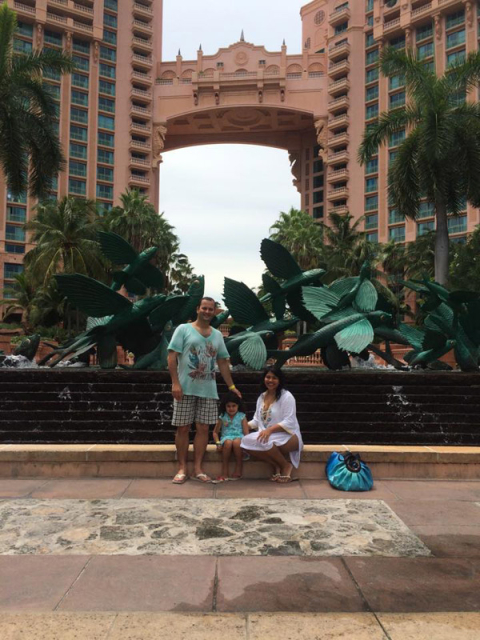 Passeando pelo Atlantis