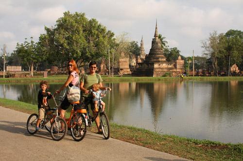 familia papp tailandia