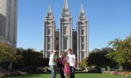 Salt Lake City com crianças: dicas de viagem da Kellen