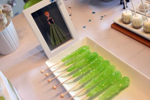 """Rock candy verde """"da Anna"""""""