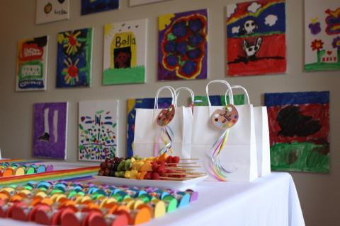 Galeria de arte pronta