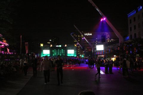Show rolando no Festival de Jazz de Montréal