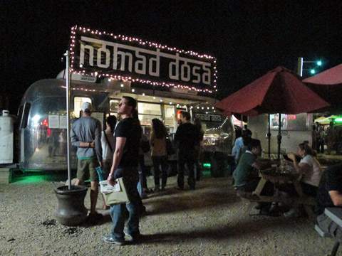 food trucks de austin nomad dosa
