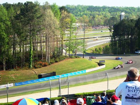 Fórmula Indy em Birmingham