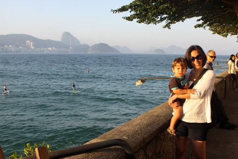 Passeio pelo Forte de Copacabana