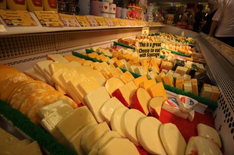 Quem quer um queijinho?