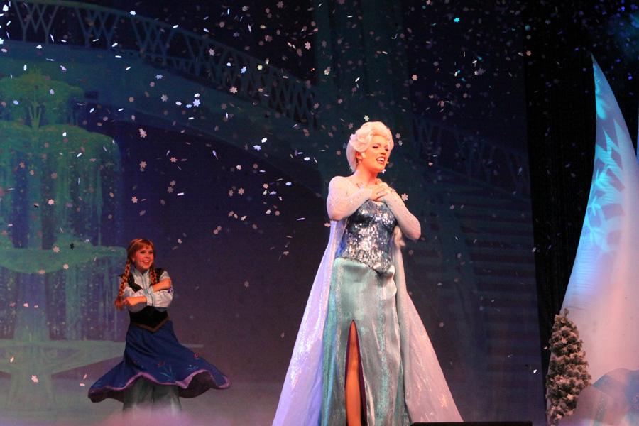 Frozen Summer Fun Live no Hollywood Studios: e o que continua no inverno
