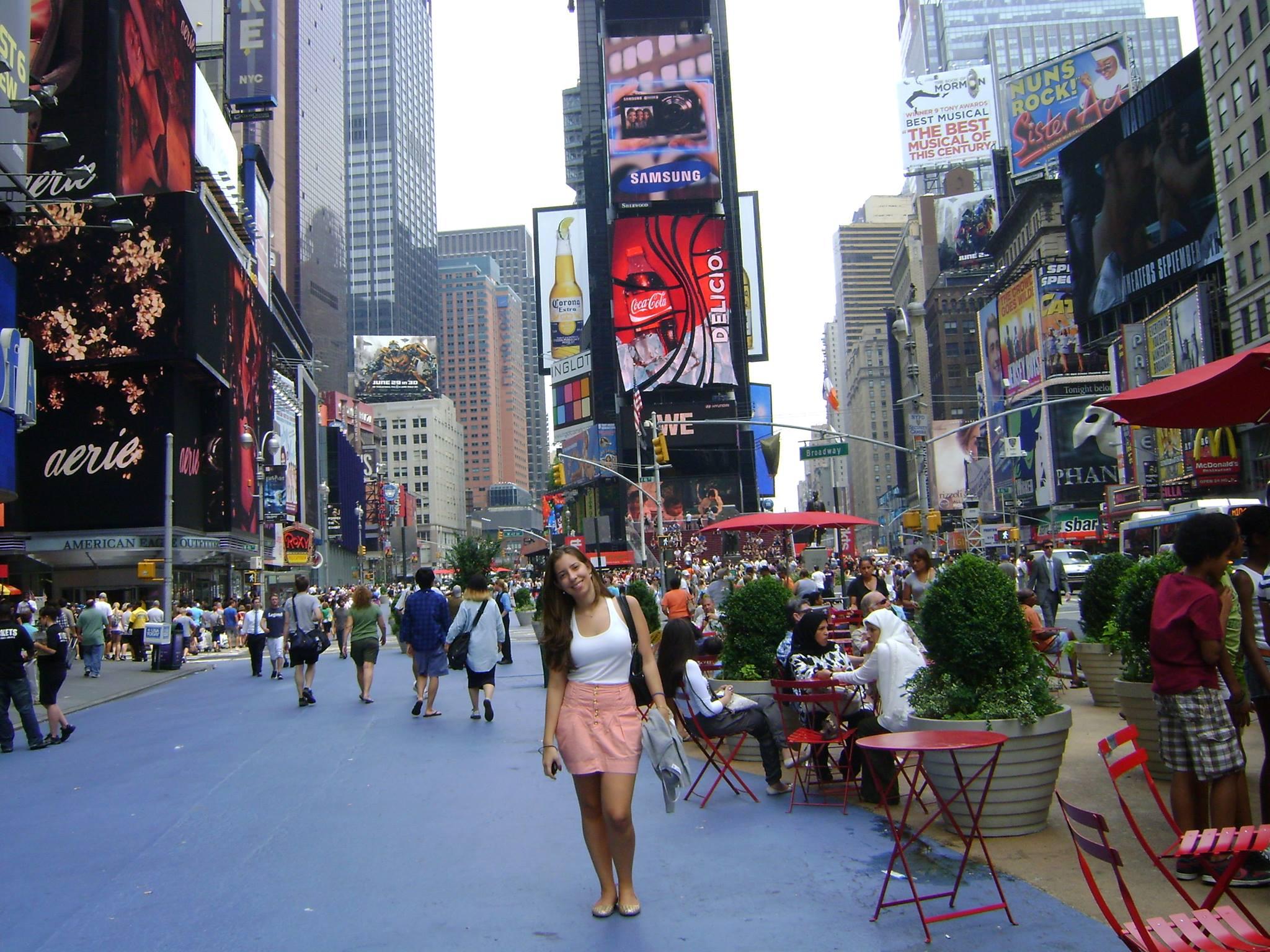 Curso de inglês em Nova York