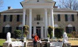 Graceland, visitando a casa de Elvis Presley em Memphis