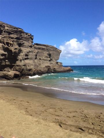 Green Sand Beach, a praia mais difícil de chegar